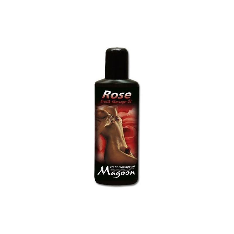 Olejek do masażu Magoon Róża 100ml Magoon