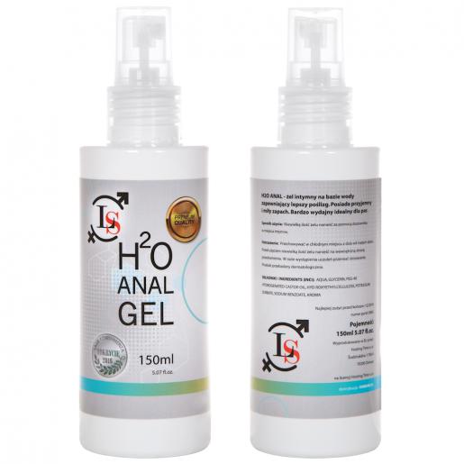 Żel analny H2O ANAL 150 ml LoveStim