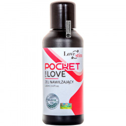 Pocket for love żel 100ml LoveStim