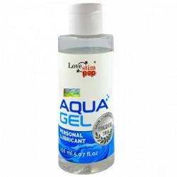 Uniwersalny lubrykant intymny Aqua Gel 150ml LoveStim