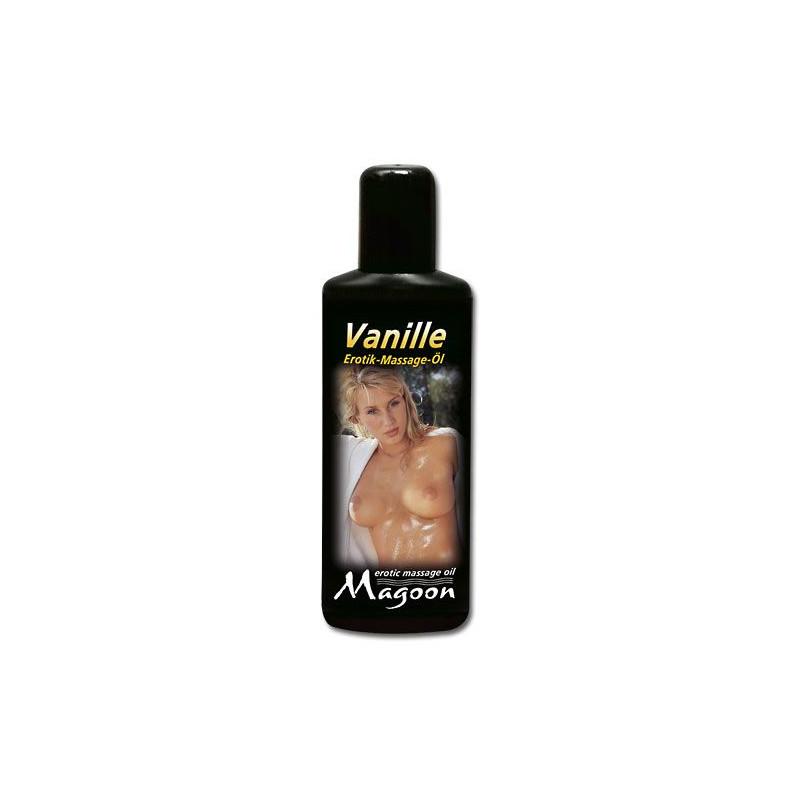 Olejek do masażu Magoon Wanilia 100 ml Magoon