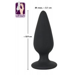 Korek Black Velvet średni 75g Black Velvets