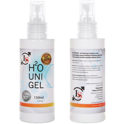 Żel uniwersalny H2O UNI 150 ml LoveStim
