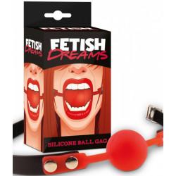 Fetish Dream knebel czerwony Fetish Dreams