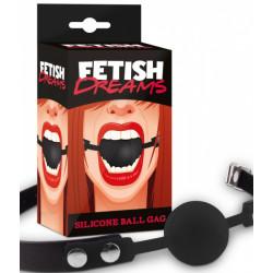 Fetish Dream knebel czarny Fetish Dreams
