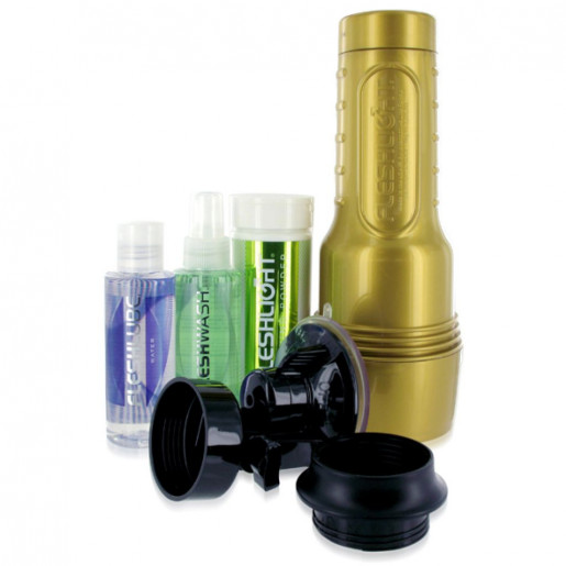 Fleshlight - Zestaw Stamina Training Unit STU Value Pack