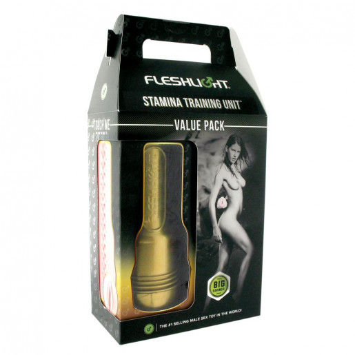 Zestaw Fleshlight Stamina Training Unit STU Value Pack