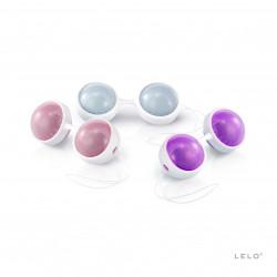 Progresywne kulki gejszy Lelo Beads Plus
