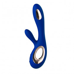 Lelo Soraya Wave niebieski wibrator króliczek