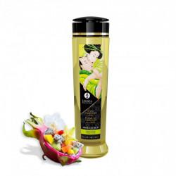 Olejek do masażu erotycznego zapach owoców azjatyckich Shunga 240ml