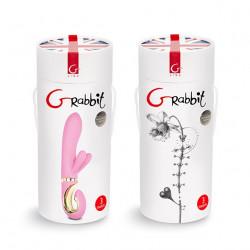 Gvibe Grabbit różowy wibrator króliczek