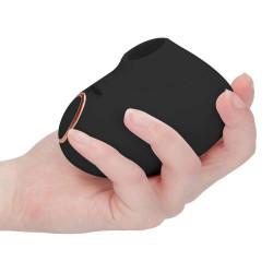 Stymulator łechtaczki Seductive, czarny