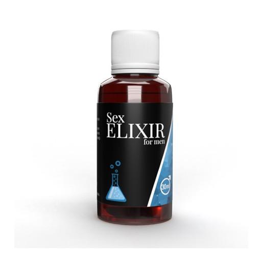 Hiszpańska mucha dla mężczyzn Sex Elixir 30 ml