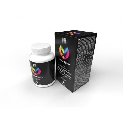 Tabletki poprawiające sprawność seksualną Man Complete 60 kapsułek