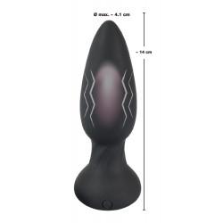Korek Black Velvet pulsujący