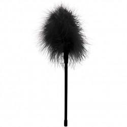 Piórko do łaskotania OUCH 27cm czarne