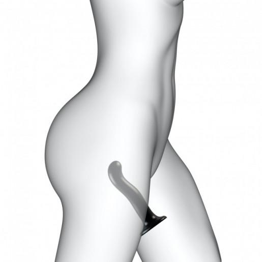 Uniwersalne dildo dla kobiet i mężczyzn Strap-on-me Point P&G L