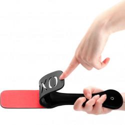 Packa OUCH robiąca ślad XOXO czarno-czerwona
