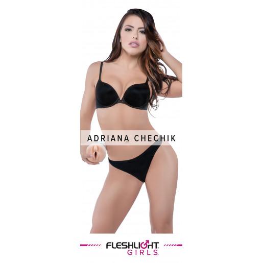 Masturbator pochwa Fleshlight Girls Adriana Chechik Empress