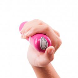 Klasyczny wibrator B Swish bdesired Deluxe różowy
