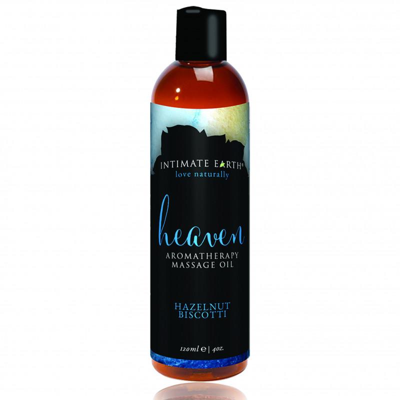 Olejek do masażu erotycznego Intimate Earth Heaven 120 ml