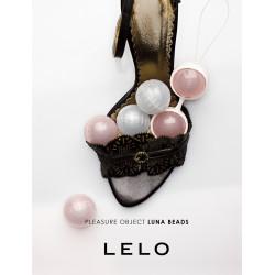 LELO Luna Beads progresywne kulki gejszy
