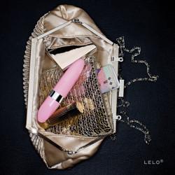 Różowy mini wibrator szminka LELO Mia 2