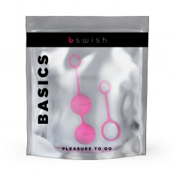 Różowe kulki kegla B Swish bfit Basic