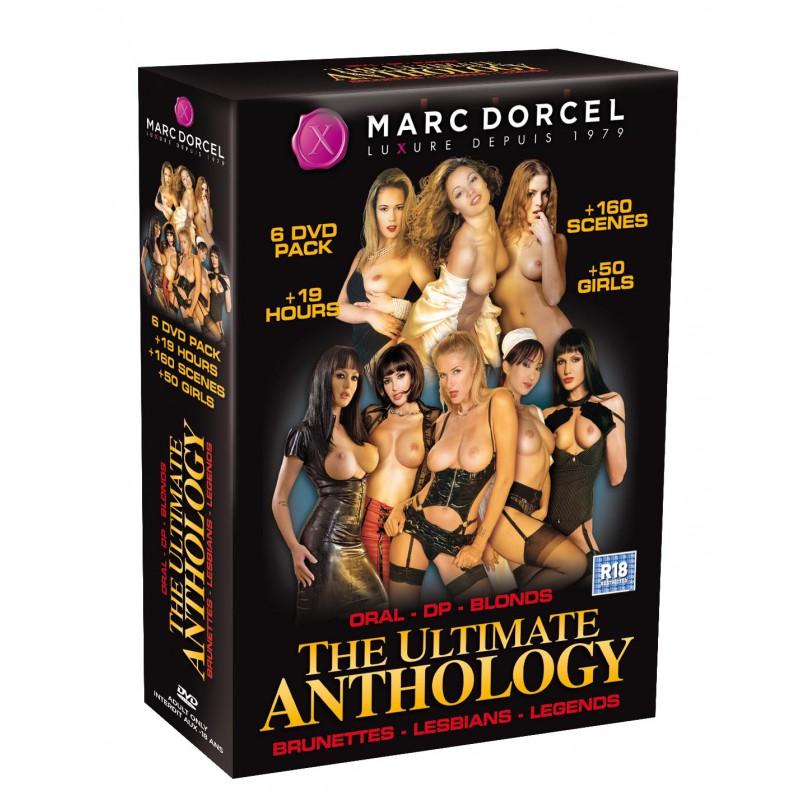 Zestaw filmów DVD Marc Dorcel - The Ultimate Anthology 6 sztuk