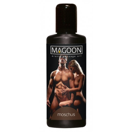 Olejek do masażu ciała Magoon Musk 50ml