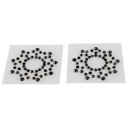 Naklejki na sutki w kształcie gwiazdki Cottelli Collection