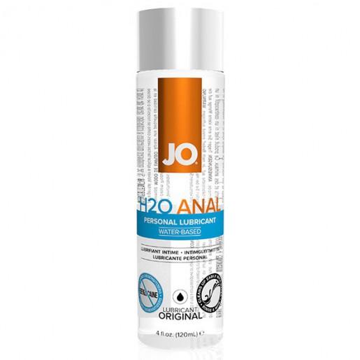 Lubrykant analny na bazie wody System JO Anal H2O 120 ml