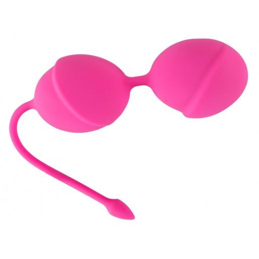 Różowe biofeedbackowe kulki gejszy You2Toys