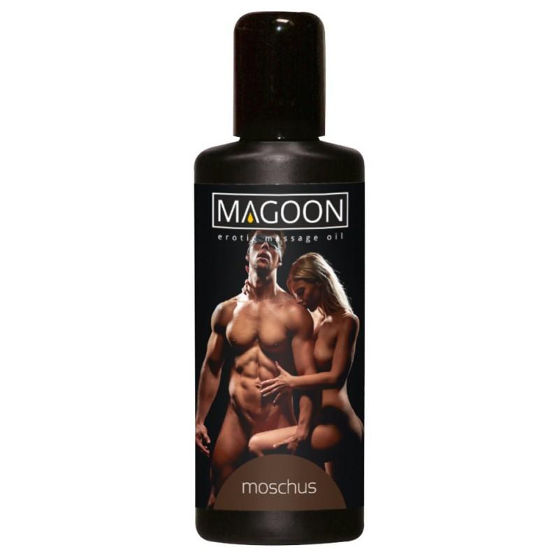 Olejek do masażu Musk 100ml Magoon