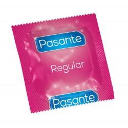 Klasyczne prezerwatywy lateksowe Pasante Regular 144 sztuki