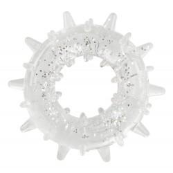 Komplet 3 rozciągliwych pierścieni na penisa Stardust