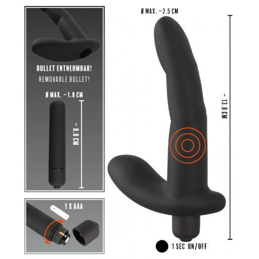 Masażer prostaty Naughty Finger Rebel