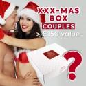 Zestaw prezentów erotycznych Sexy Surprise Sex Box na święta