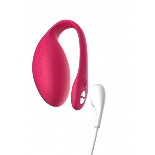 Wibrująca kulka sterowana aplikacją We-Vibe Jive różowa