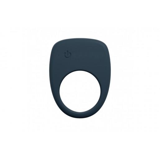 Wibrujący pierścień na penisa Dorcel Master Ring czarny