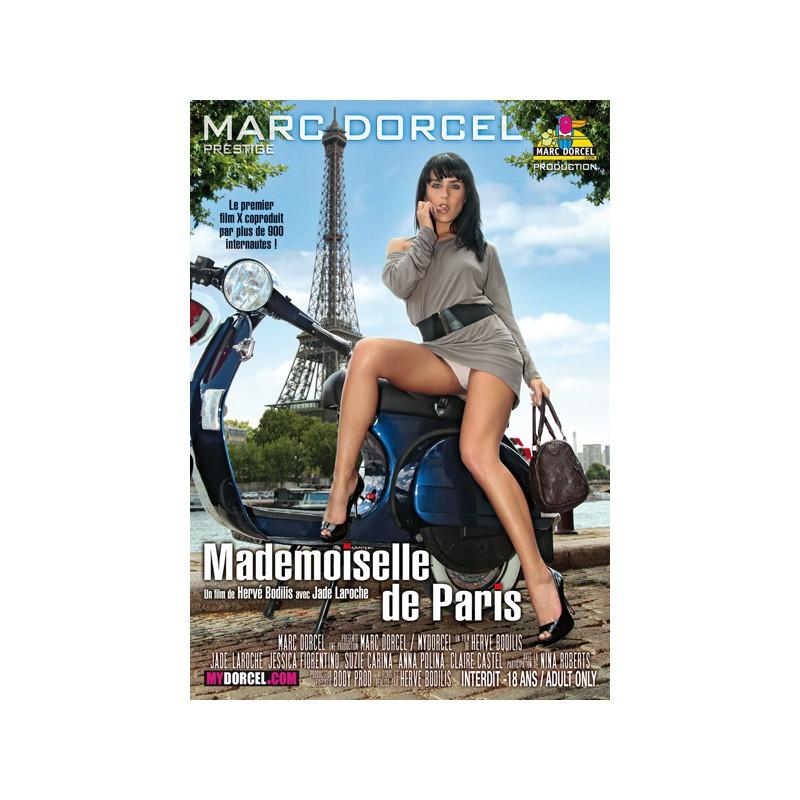 Film DVD Marc Dorcel Mademoiselle de Paris