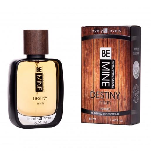 Feromony dla mężczyzn Lovely Lovers BeMine Destiny 50ml