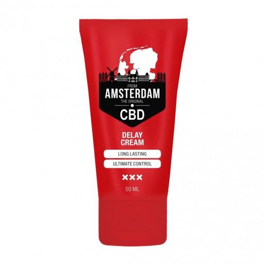 Krem wydłużający stosunek CBD from Amsterdam 50 ml