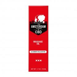Olejek do masażu CBD from Amsterdam 50 ml