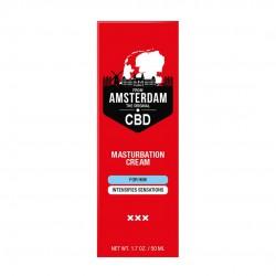 Krem do masturbacji dla niego CBD from Amsterdam