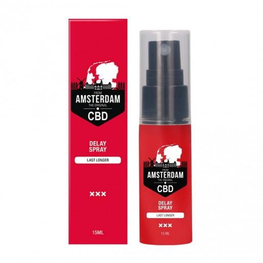 Spray opóźniający wytrysk CBD from Amsterdam 15 ml