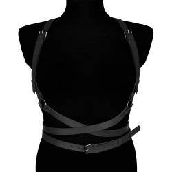 KARESS Noemi czarna uprząż na ciało
