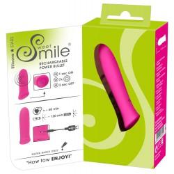 Mini wibrator dla kobiet Sweet Smile