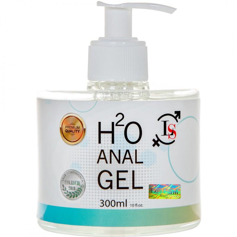 Lubrykant analny H2O ANAL 300 ml LoveStim