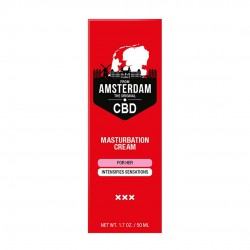 Krem do masturbacji dla niej CBD from Amsterdam